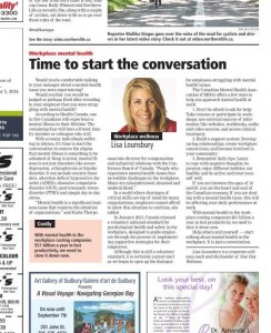 Northern Life - Start the Conversation July 31, 2014