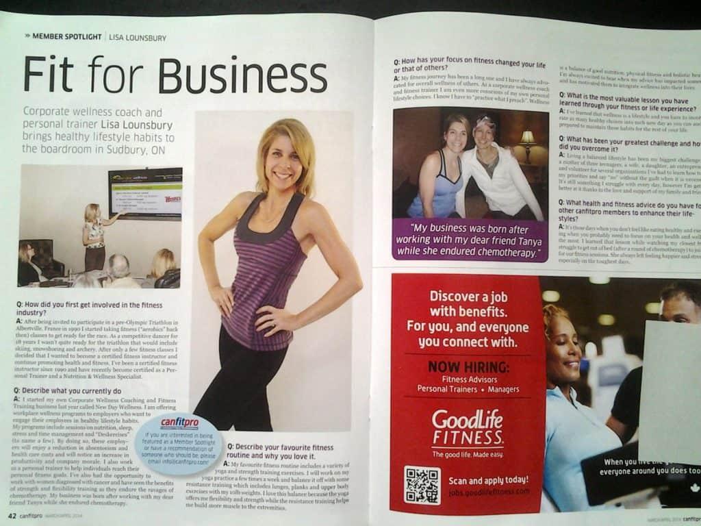 Canfit Magazine