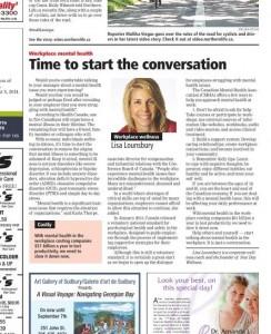 Northern Life - Start the Conversation July 31, 2014