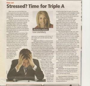 Northern Life - Stressed Triple A Approach