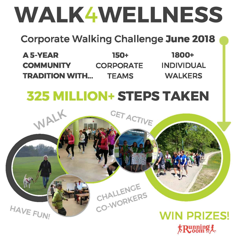 Walking Challenge 2018