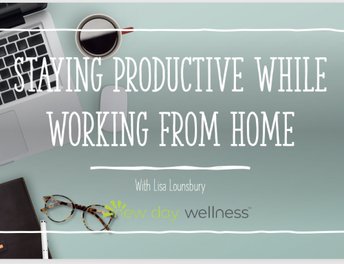 Staying Productive While Working From Home – Webinar